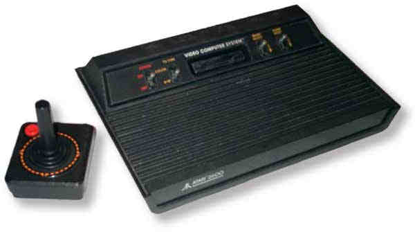 Atari 5200 hookup