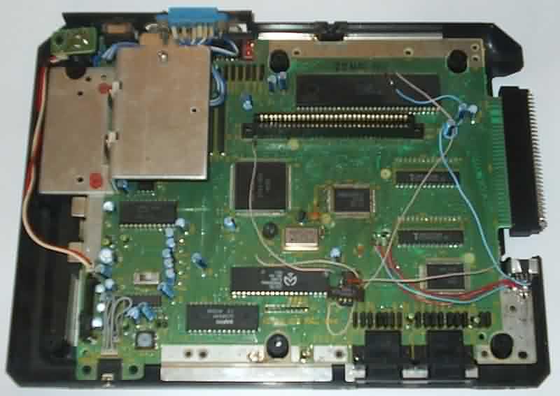 приставки Sega MegaDrive,